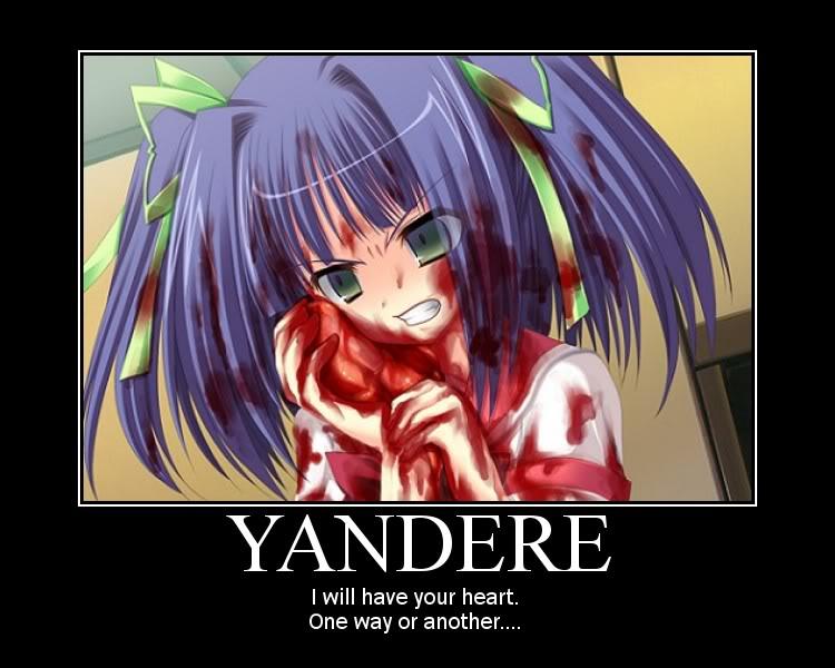yandere.21d3e9ebd43eba5ecc006386d2c5e355 tsundere vs yandere anime anime forums