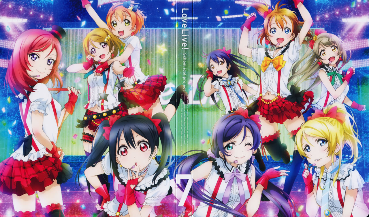 Favourite idol anime titles?