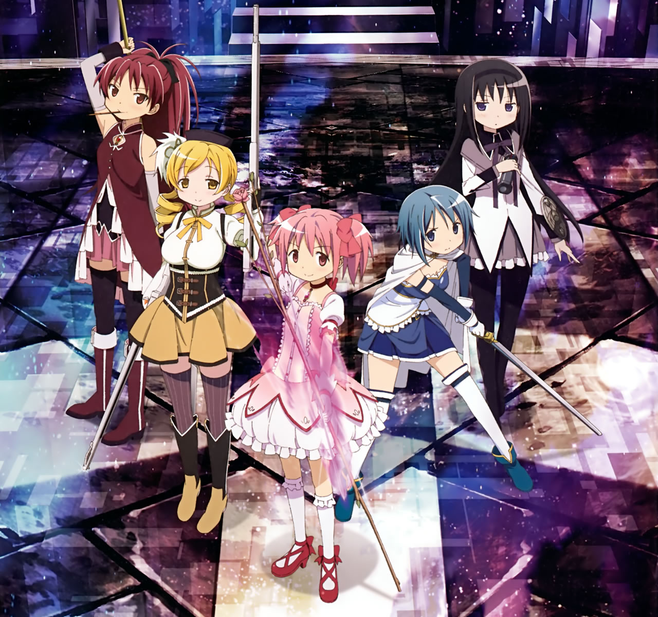 Who is your favorite Madoka Magica character?