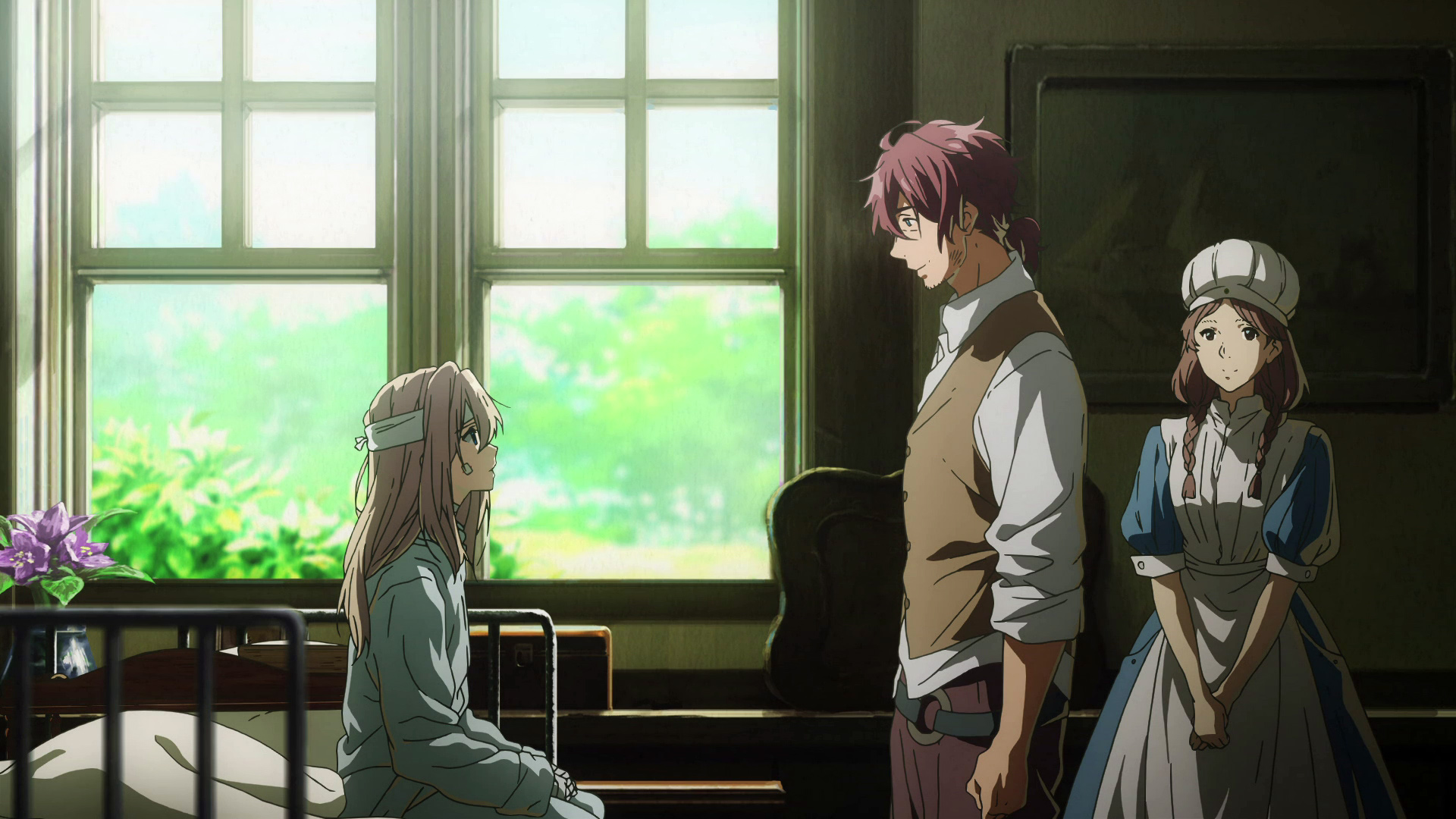 Violet Evergarden - Episode Discussion
