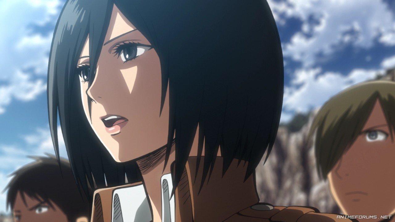 Mikasa Ackerman - Image 123
