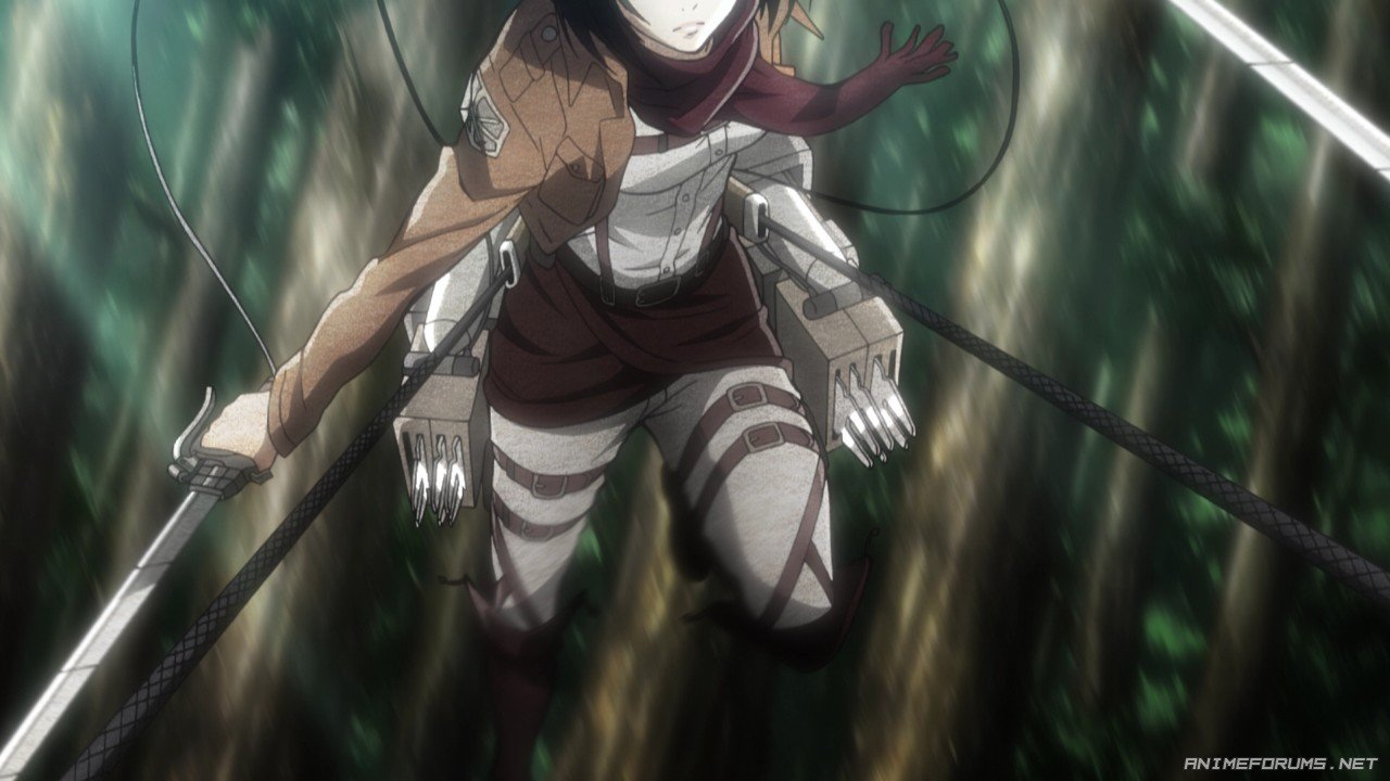 Mikasa Ackerman - Image 124
