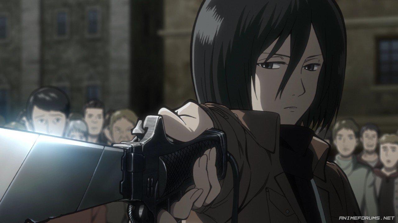 Mikasa Ackerman - Image 139