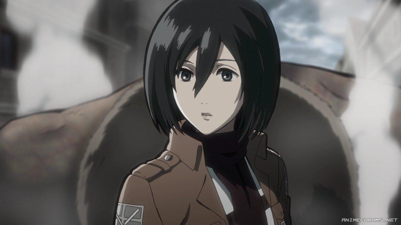 Mikasa Ackerman - Image 141