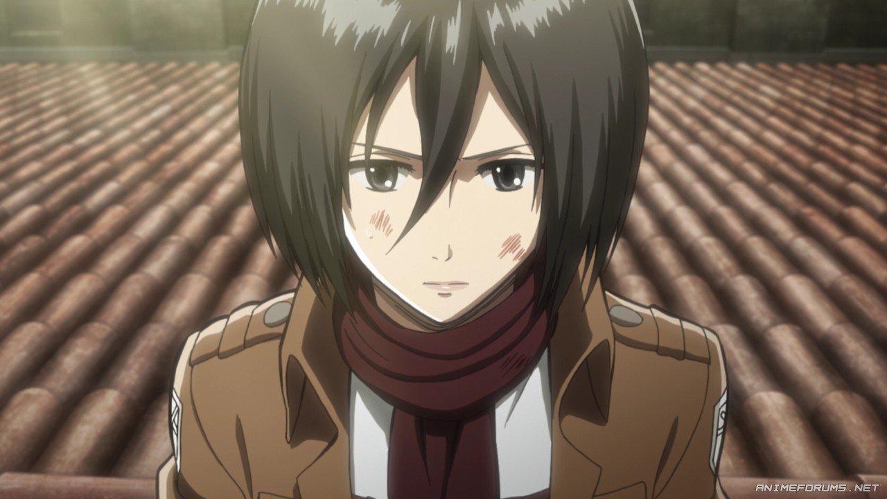 Mikasa Ackerman - Image 179