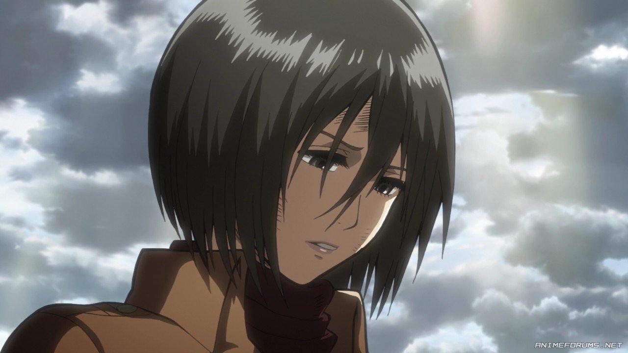 Mikasa Ackerman - Image 182