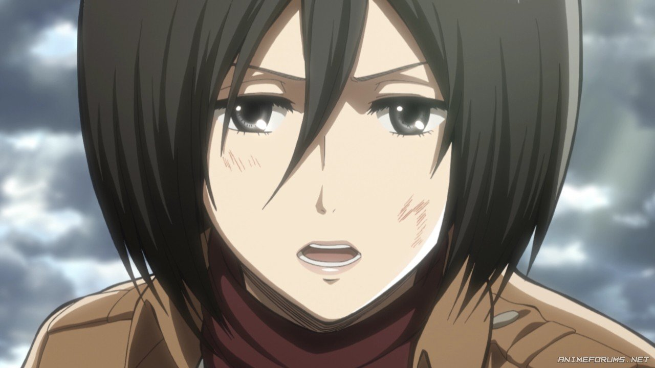 Mikasa Ackerman - Image 183