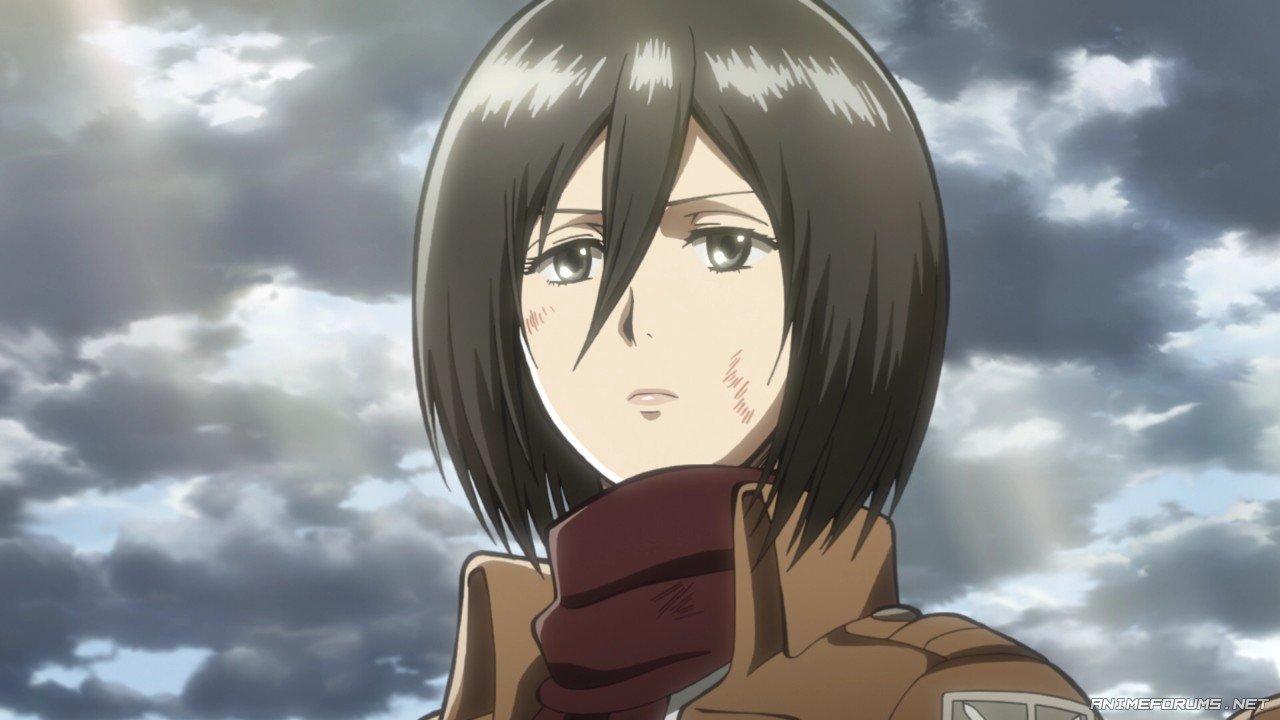 Mikasa Ackerman - Image 184