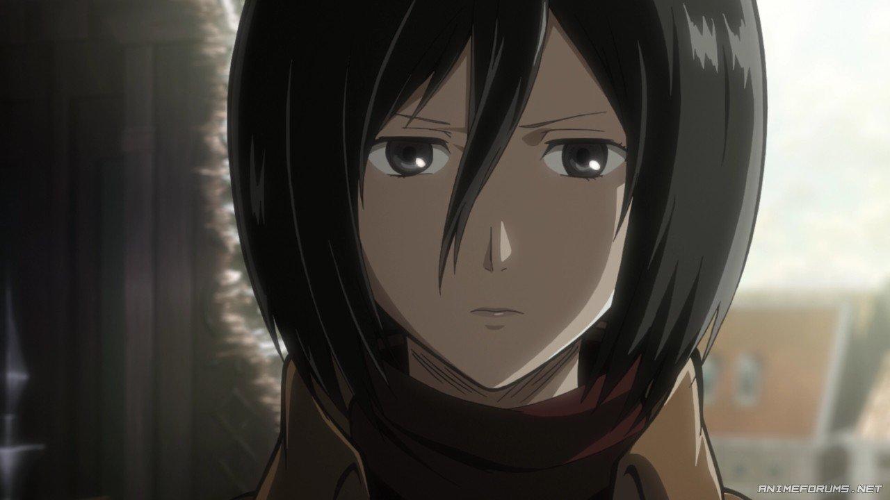 Mikasa Ackerman - Image 185