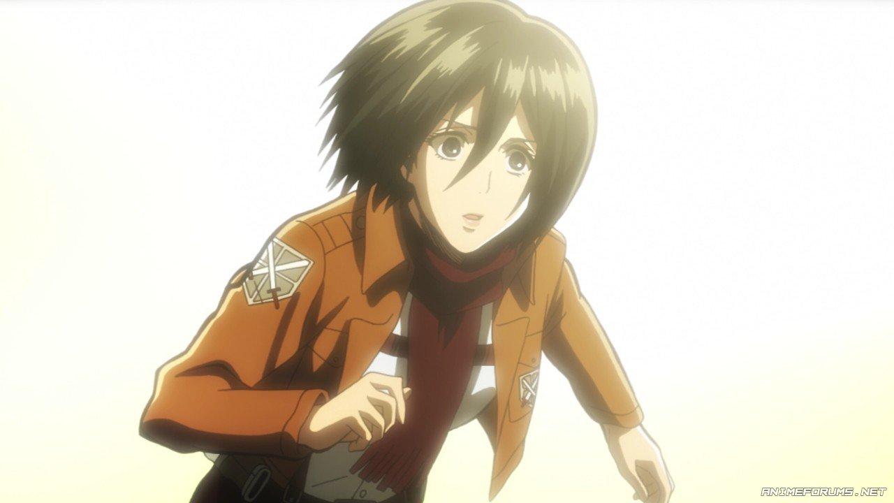Mikasa Ackerman - Image 189