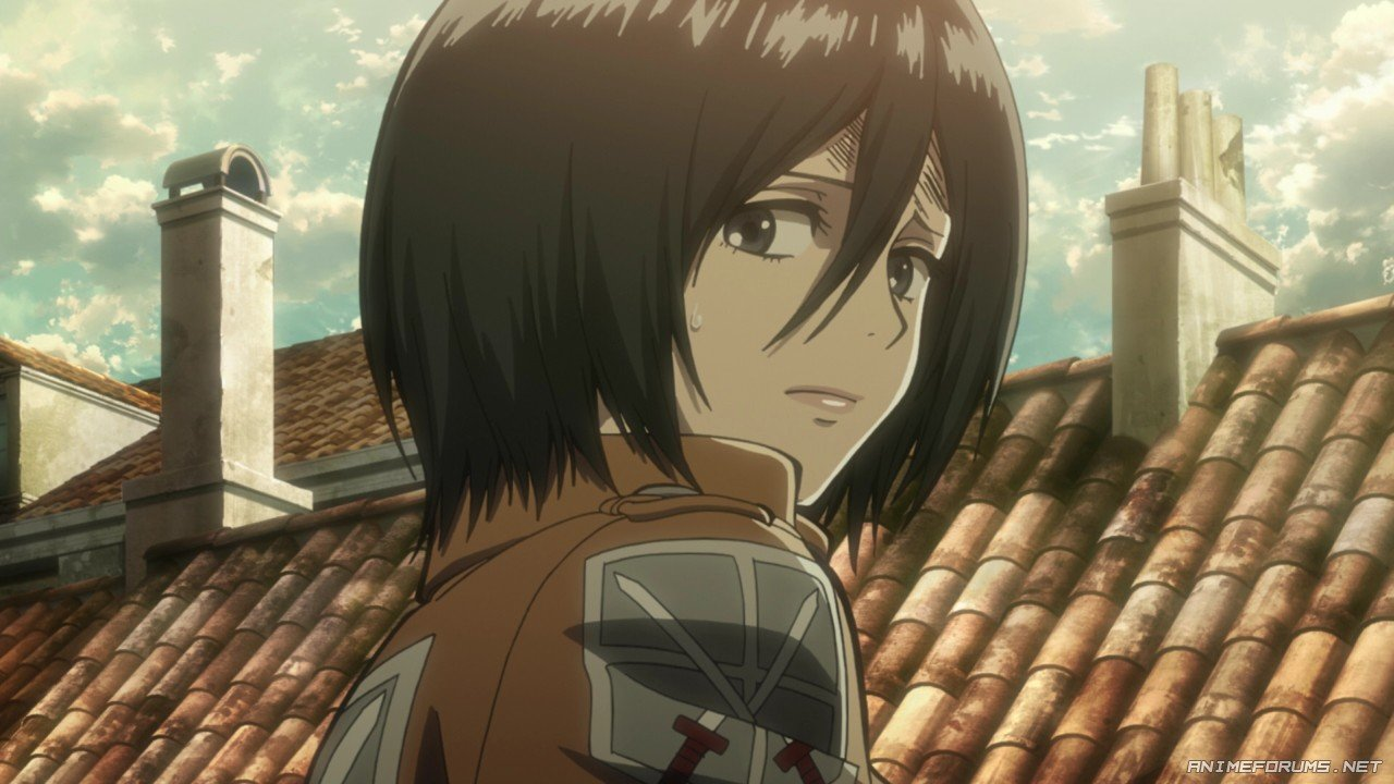 Mikasa Ackerman - Image 195