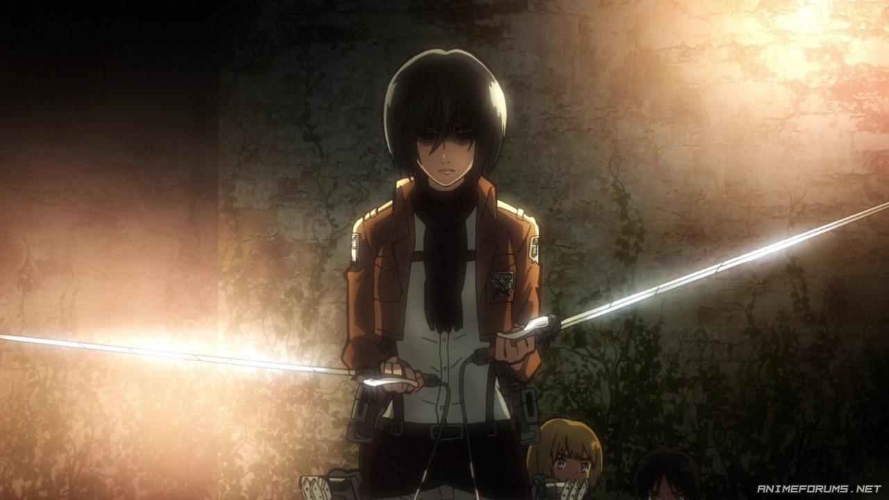 Mikasa Ackerman - Image 197