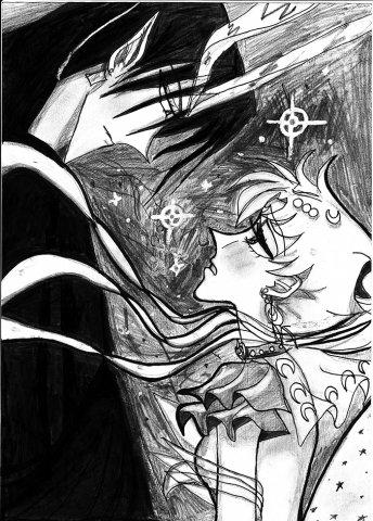 Usagi and Prince of Darkness in Selenit Saturn Season 1.jpg