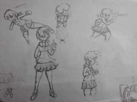 Shovel's drawings