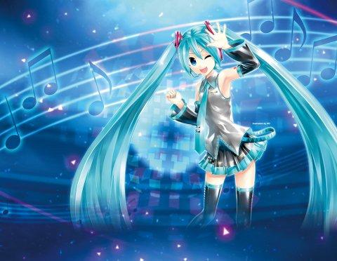 Hatsune Miku - Project Diva X (KEI) Cover
