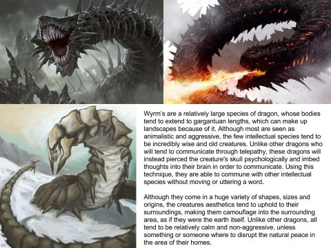 Wyrm (Dragon subspecies)