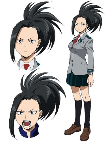 Yaoyorozu Momo