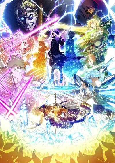 Sword Art Online: Alicization - War of Underworld (2020)